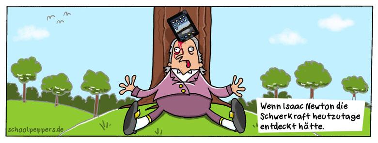 Isaac Newton Erfindungen