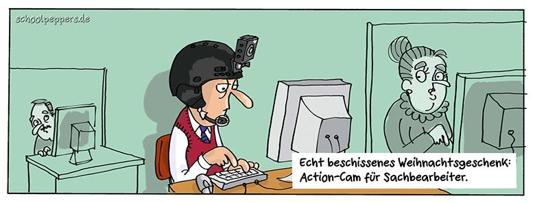 Uuuuund: Action!