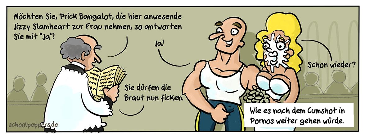 Happy Ende im Pornoland.