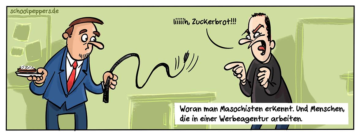 Werbung und andere Fetische.