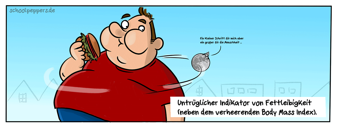 Adipositas - fett, Alter!