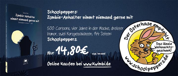 Schoolpeppers kaufen bei kwimbi.de