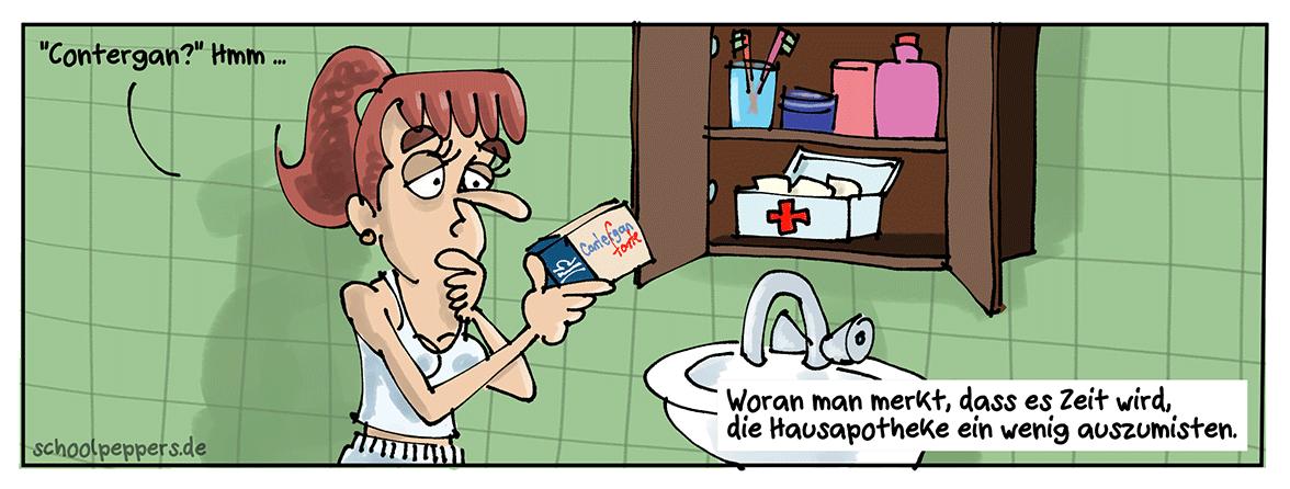 Medikamente – abgelaufen aber immer noch lecker!