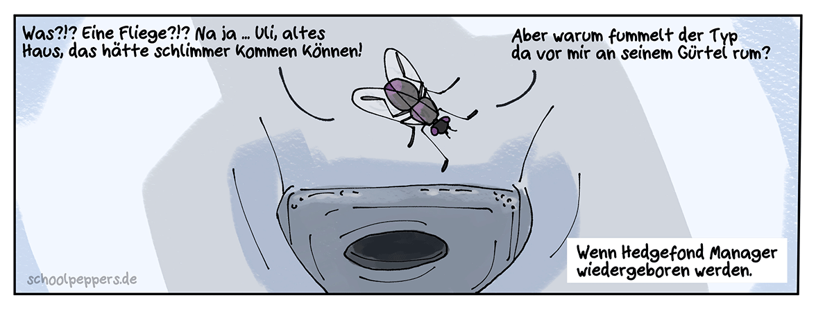 Klo-Karma!