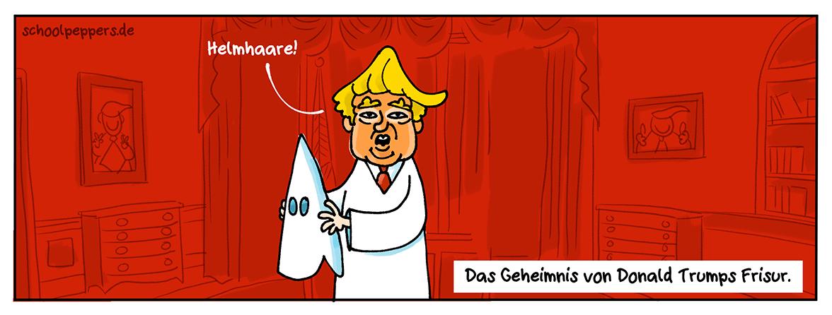 Heil Trump ... oder so.